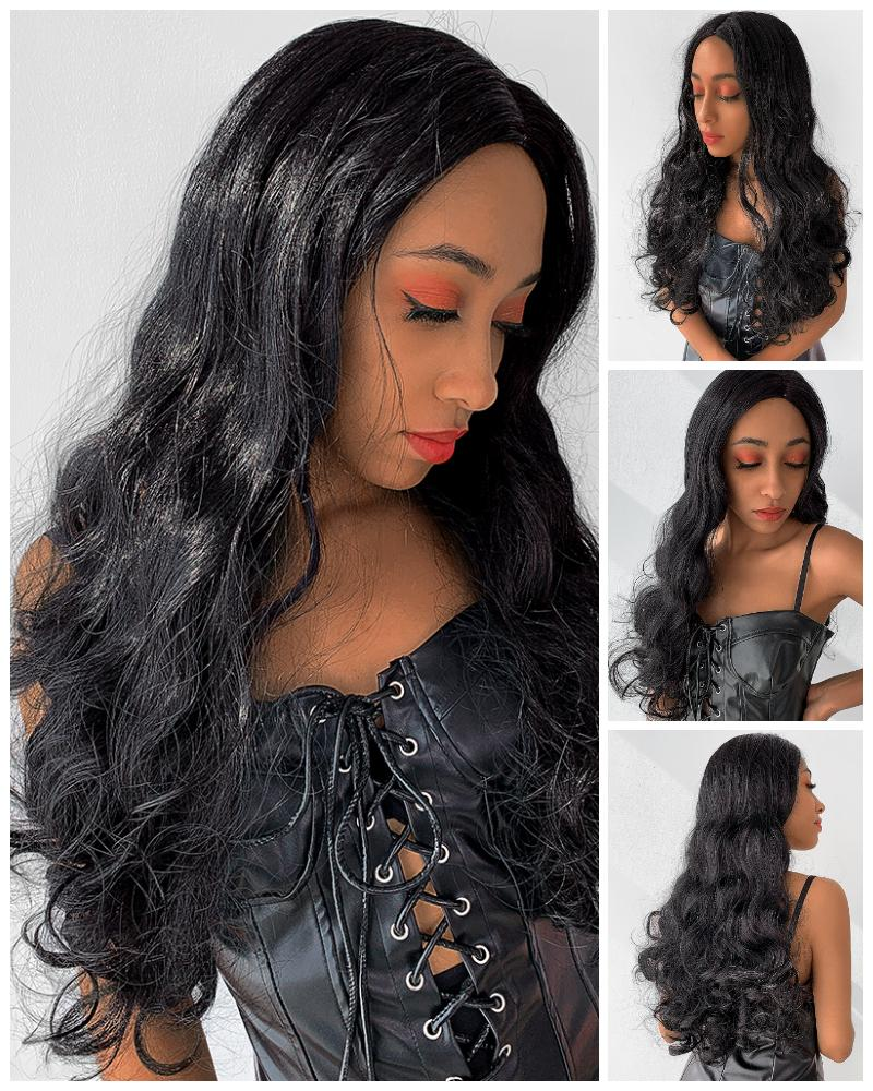 Lace Front Wigs Brazilian Body Wave Human Hair Wigs For Black Women Swiss Lace 10A Virgin Human Hair With Baby Hair 22 Inch