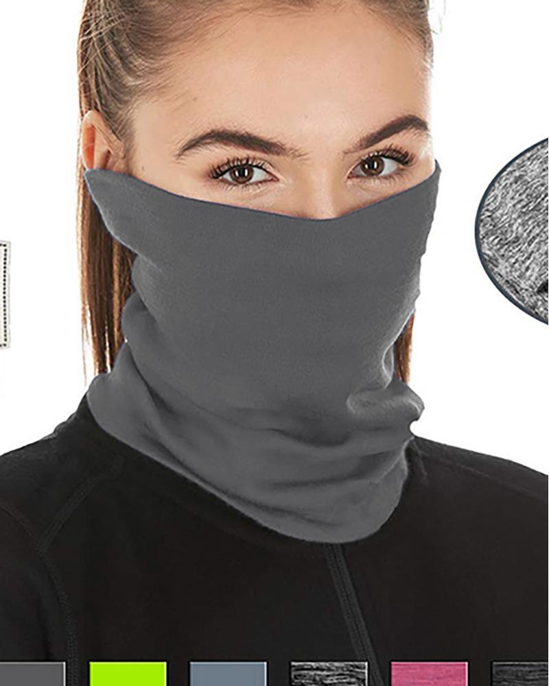 Breathable FaceBandana Magic Scarf Headwrap Balaclava With 15PCS Replaceable Filter фото