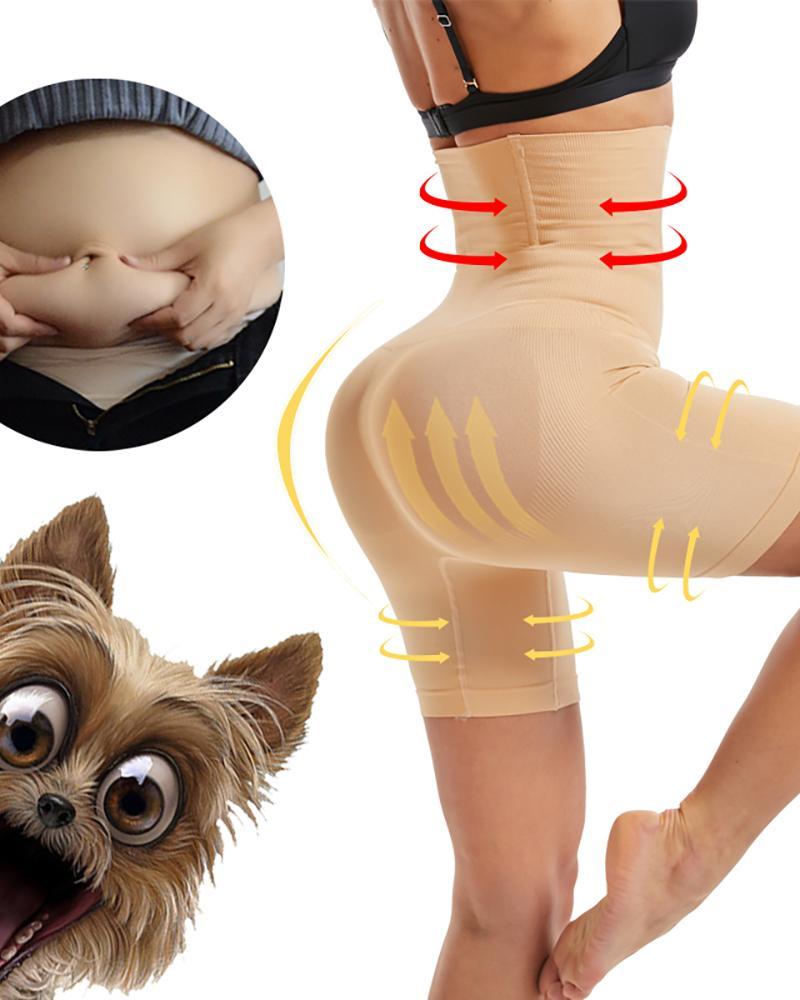 Waist Trainer Butt Lifter Binder Tummy Body Shaper фото