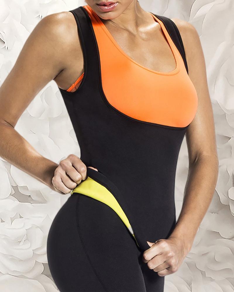 Waist Trainer Corset Slimming Sport Shapewear Breathable Fitness Modeling Strap Shaper фото