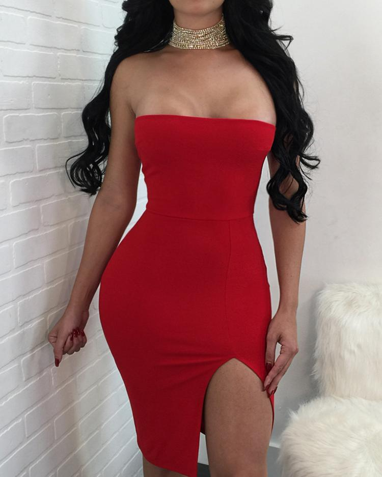 Sexy Straight Cross Cocktail Party Bodycon Dress фото
