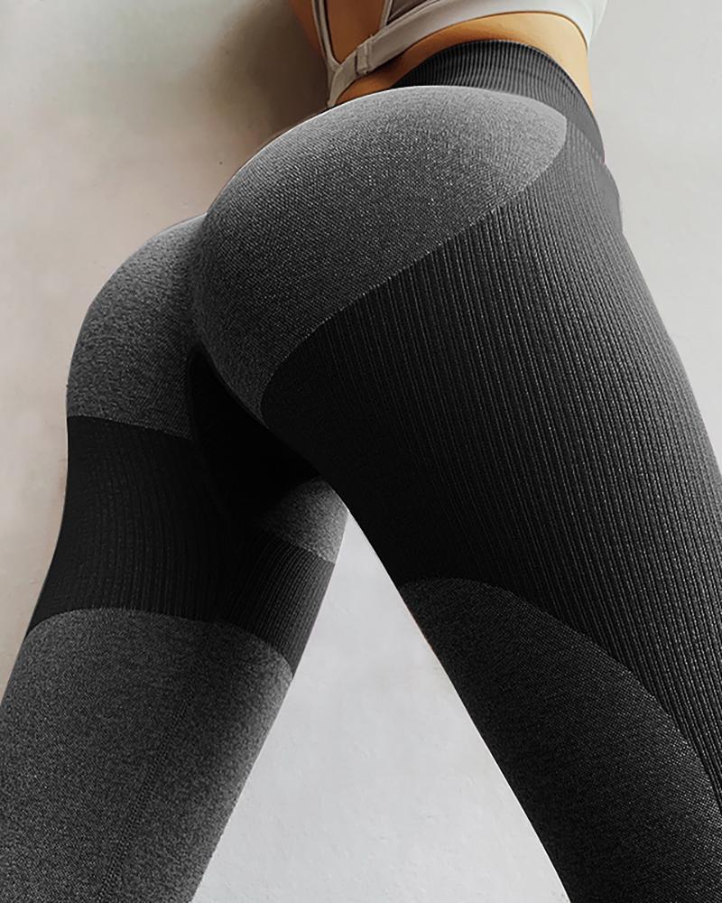 Seamless Impact Workout Yoga Legging фото