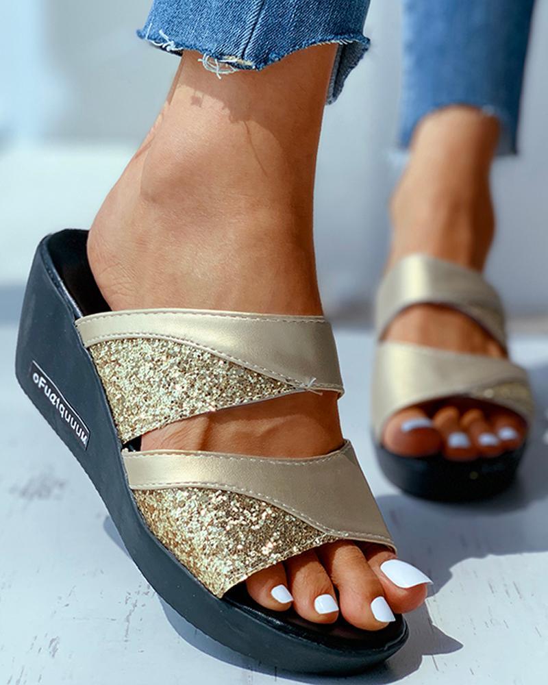 Studded Open Toe Heeled Sandals фото