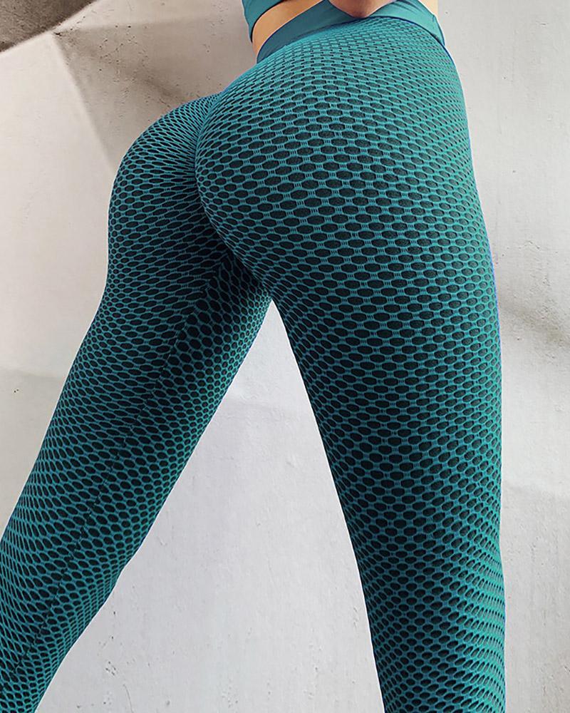 High Waist Workout Yoga Legging фото