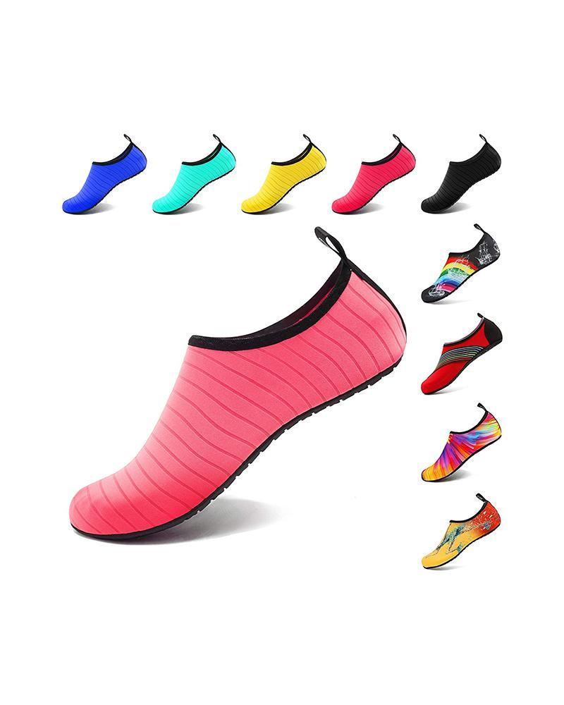 Breathable Barefoot Aqua & Yoga Shoes Socks фото
