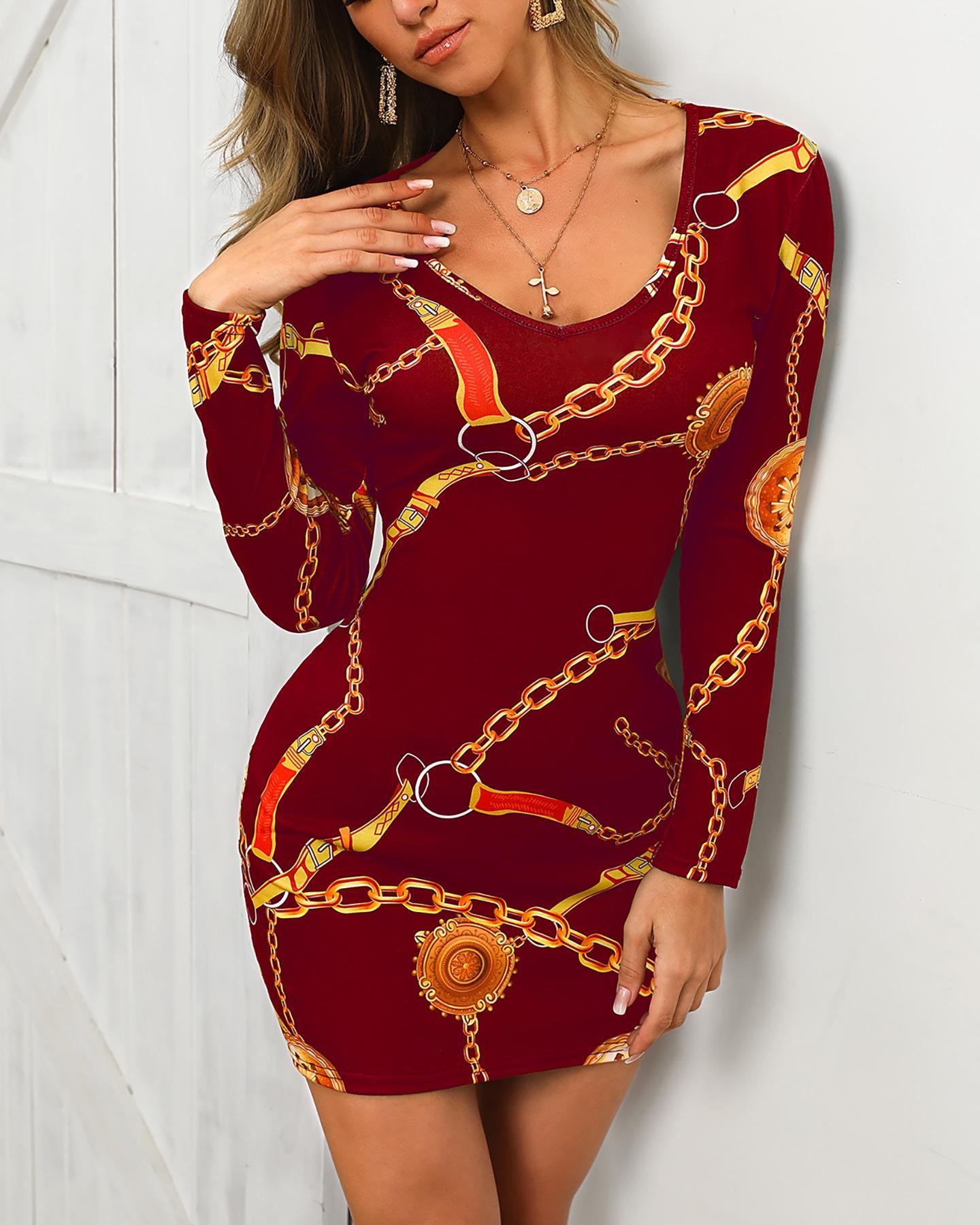 2f6475c742 One Shoulder Slit Pep Hem Bodycon Dress ivrose купить в Москве ...