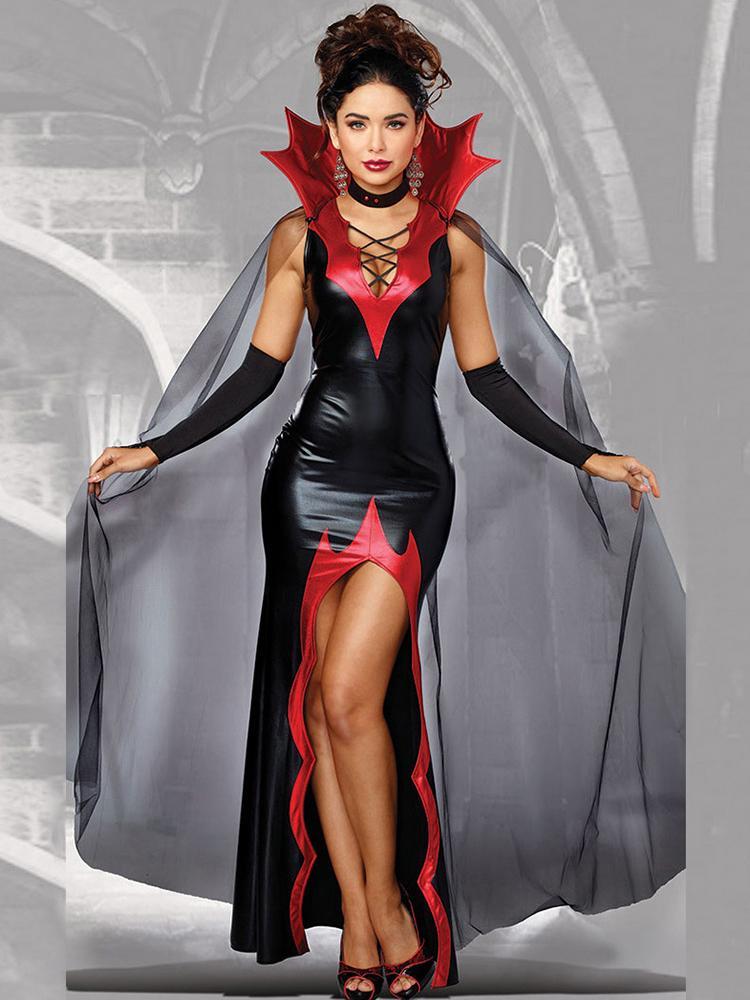 Killing It Vampire Cosplay Costume Dress